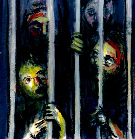 Cárcel infantil