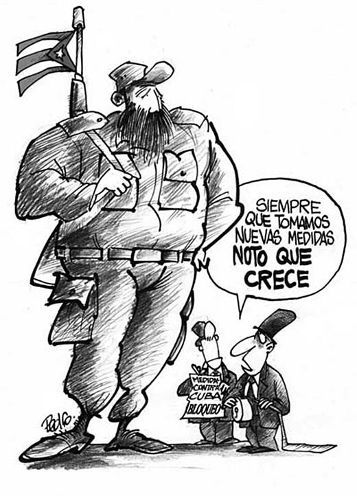 LA REVOLUCIÓN CUBANA HA DERROTADO AL IMPERIO Y A SU BLOQUEO DESDE HACE MÁS DE MEDIO SIGLO