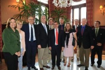 Recibe Canciller cubano a legisladores estadounidenses