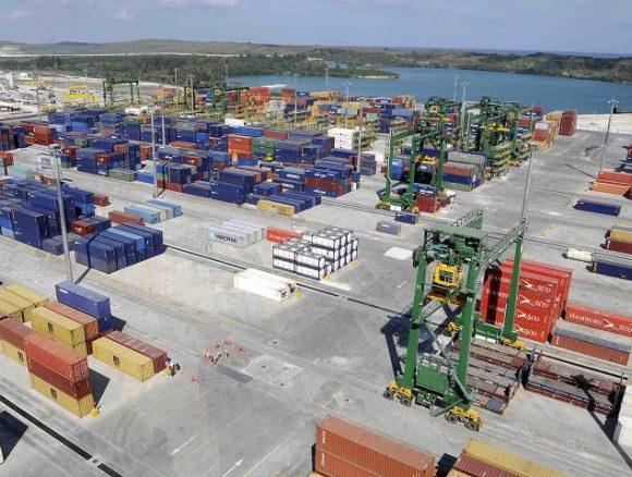 Zona Especial de Desarrollo Mariel. Foto tomada del sitio oficial.