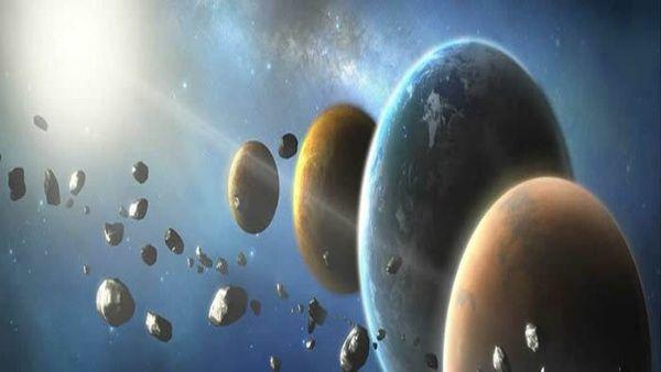El asteroide se hará visible en el cielo nocturno después del 19 de abril.