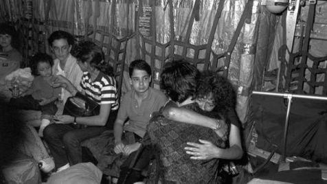 En 1989 Estados Unidos bombardeó e invadió Panamá.
