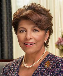 Jovita Carranza. Foto tomada de Wikipedia.