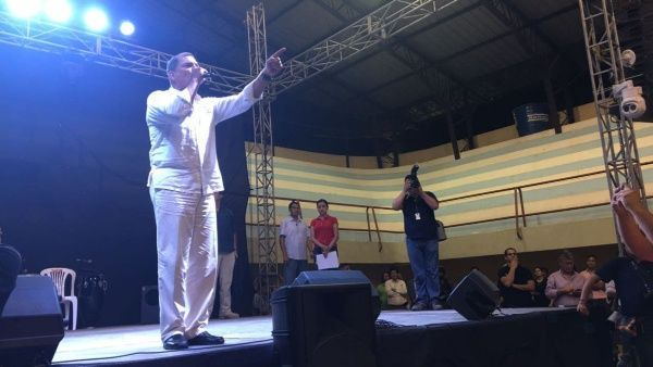 El primer mandatario ecuatoriano se pronunció desde el cantón Mocache, provincia de Los Ríos.