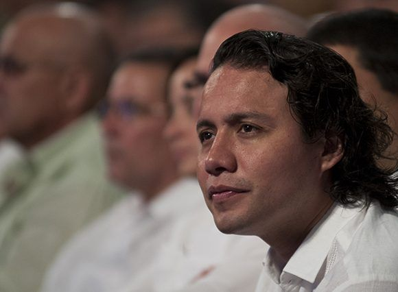 Max Trejo Cervantes, Secretario General del Organismo Internacional de Juventud para Iberoamérica. Foto: Ladyrene Pérez/ Cubadebate.