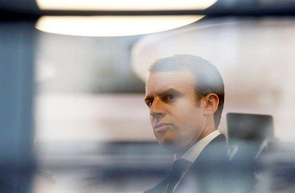 Emmanuel Macron tiene mucho camino por recorrer y muchos conflictos que enfrentar en la presidencia de Francia. Foto: Reuters.