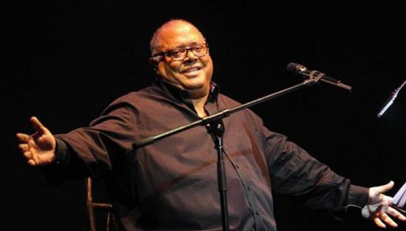 El cantautor cubano Pablo Milanés se presentará el 2 de septiembre en Uruguay. Foto: Archivo.