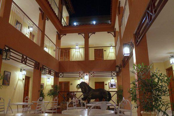 Hotel Caballeriza, Hotel E en plena ciudad de Holguín. Daylén Vega / Cubadebate