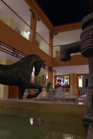 Hotel Caballeriza, Holguín. Foto: Daylén Vega / Cubadebate