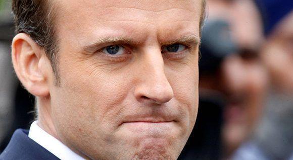 Macron nombró un nuevo gabinete luego de que tres ministros dimitieran. Foto: Reuters.
