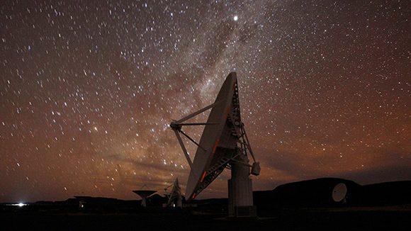 """Finalmente descubrieron que la señal """"Wow!"""" era emitida por cometas. Foto: Mike Hutchings/ Reuters."""