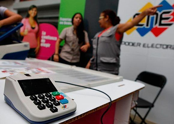 Hoy 30 de julio el pueblo venezolano elegirá a los delegados para la Asamblea Nacional Constituyente. Foto: AVN.
