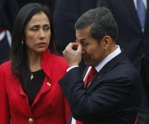 El ex presidente Ollanta Humala y la ex primera dama Nadine Heredia son investigados por el presunto delito de lavado de activos. Foto: Archivo El Comercio.