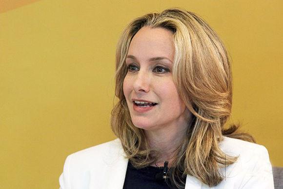 Carol Proner, una de las organizadoras del libro. Foto: Diario Do Centro Do Mundo.