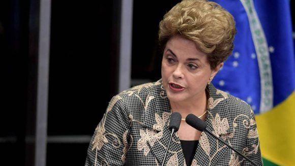 Dilma Rousseff. Foto: Reuters.