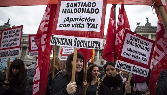 protestas-santiago-maldonado-argentina