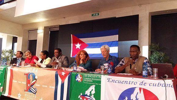 El evento es presidido por Presidente ICAP y Héroe República de Cuba, Fernando González Llort. Foto: @morejonelsa1 / Twitter