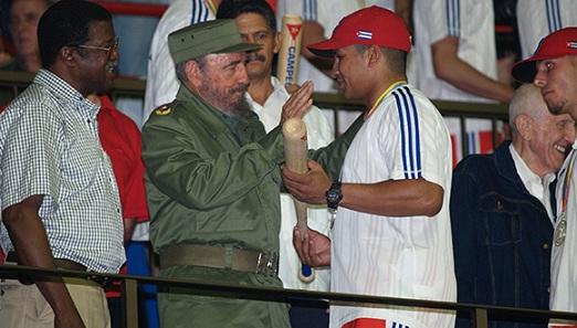 Cinco capítulos de Cepeda con Fidel